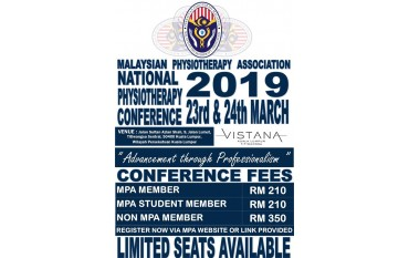 MPA National Physiotherapy Conference 2019
