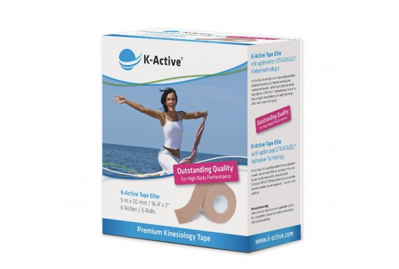 K-ACTIVE KINESIOLOGY - ELITE
