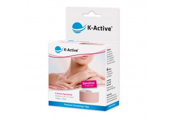 K-ACTIVE KINESIOLOGY TAPE - GENTLE